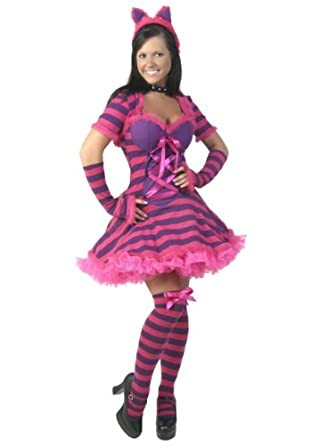 Sexy Cheshire Cat Costume (X-Small)
