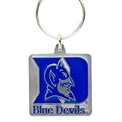 Buy College Team Logo Key Ring - Duke Blue Devils by Siski You