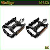 wellgo(ウェルゴ) MTB(マウンテンバイク) ペダル BK M138