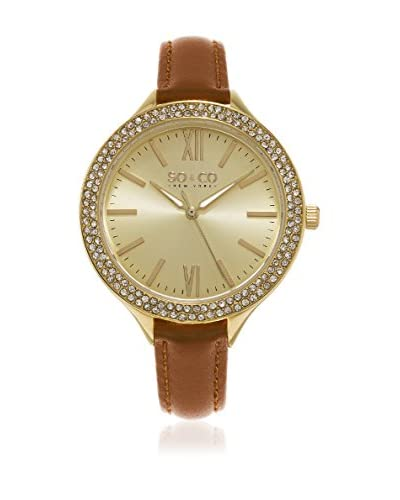 So&Co New York Quarzuhr Woman Gp15568 38 mm