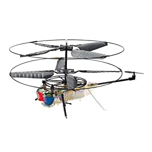 RC Helicopter Mini: Syma 608 Mini Mosquito RC Helicopter