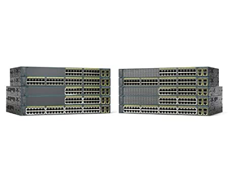 Cisco WS-C2960+48TC-L Switch 48 ports