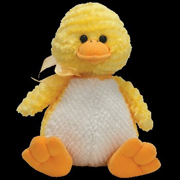 Ty Beanie Buddies Coop - Chick Easter Beanie Baby