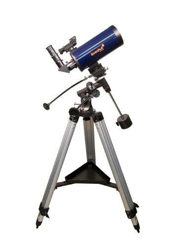 Levenhuk Strike 1000 Pro Telescope Maksutov-Cassegrain 102 Mm Equatorial Mount Accessory Kit