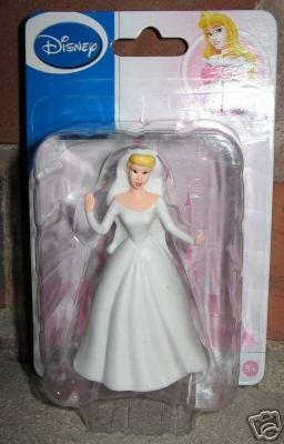 Disney Princess Cinderella Figure - 1