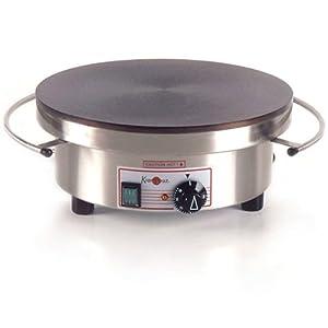 krampouz 242307 crepe maker electric crepe makers kitchen dining. Black Bedroom Furniture Sets. Home Design Ideas