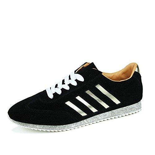 chaussures de sport pour hommes/Chaussures/chaussures Forrest Gump/baskets à lacets/Les étudiants pour aider les chaussures basses