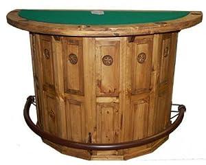 Half Bar Poker Table
