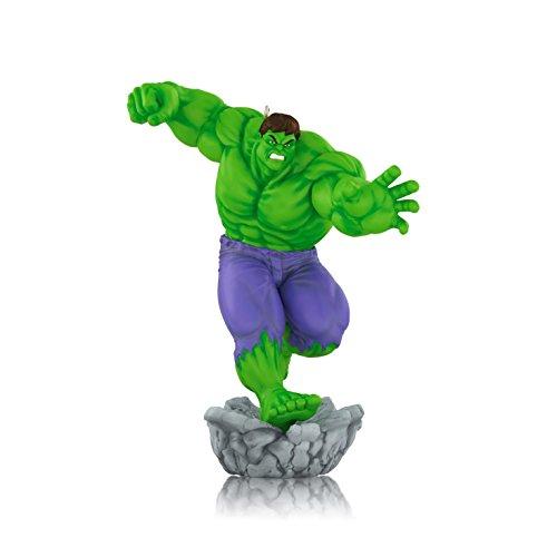 Hulk Smash! – The Incredible Hulk – 2014 Hallmark Keepsake Ornament