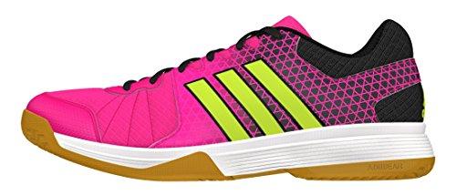 adidas Ligra 4 W - Scarpe da voleibol da Donna, taglia 40,2/3, colore Rosa