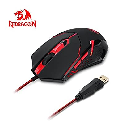 REDRAGON was started in 2012 from an existing gaming hardware Original Equipment Manufacturer (OEM) that opened in 1996. Redragon's aim is to deliver gaming accessories of the highest quality and performance. Our research and development team consist...