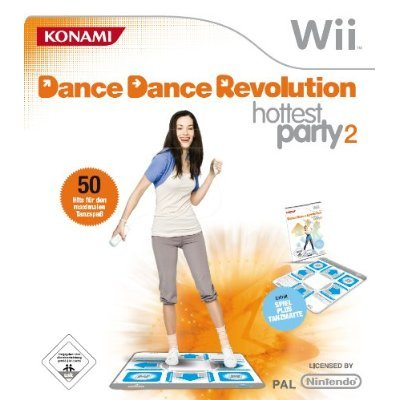 Dance Dance Revolution Hottest Party 2 Hottest Party 2 Inkl