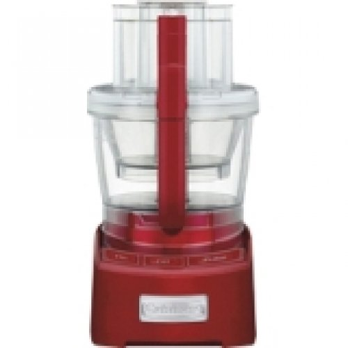 Today CONAIR FP-12MR / 12-CUP FOOD PROCESSOR METALLIC