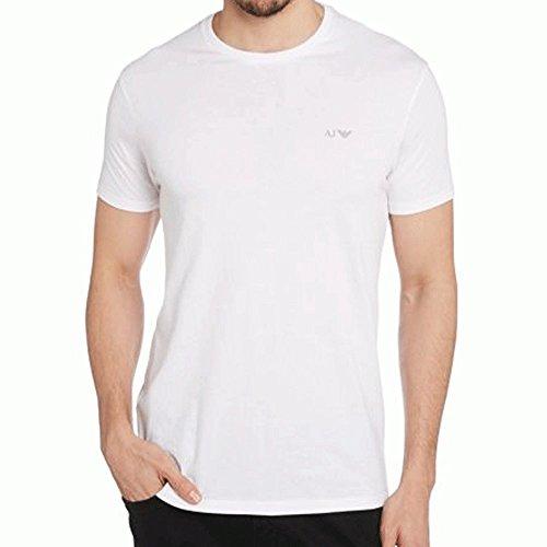 Armani Jeans Logo T-shirt White 06801