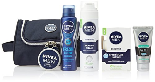 Nivea Men Grooming Kit (Save Rupees 116 and Get Kit Bag Free) - Sonasonic Mega Store