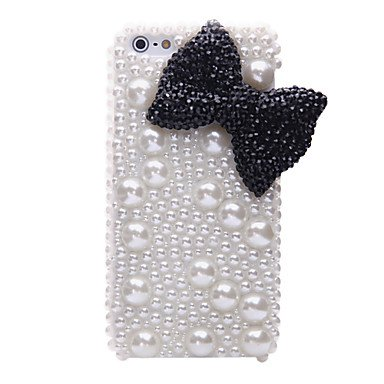 multifunction-phone-case-leather-soft-shell-pearl-bowknot-pattern-metal-jewelry-back-case-for-iphone