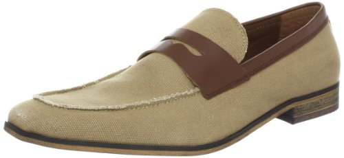 Stacy Adams Men's Wainwright Moccasin,Khaki,8.5 M US