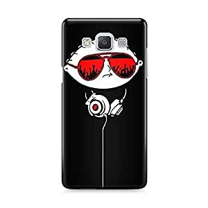 Motivatebox - Samsung Galaxy A5 Back Cover - painted evening walk Polycarbonate 3D Hard case protective back cover. Premium Quality designer Printed 3D Matte finish hard case back cover.