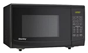 Danby DMW111KBLDB 1.1 cu.ft. Microwave Oven - Black at Sears.com