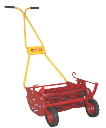 McLane 17-PH-7 17-Inch 7-Blade Push Front-Throw Reel Mower picture