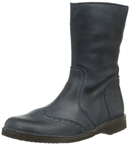 Bisgaard Stiefel mit Lederfutter Mädchen Halbschaft Stiefel