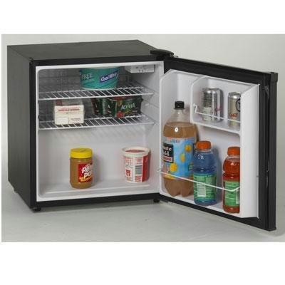 Avanti AR171BF Compact Refrigerator, 1.7 cu. ft., Black
