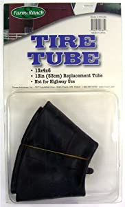 Tricam Farm & Ranch 13-Inch Replacement Wheelbarrow Tire Tube, 13-Inch by 4-Inch by 6-Inch at Sears.com