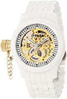 Invicta Women's 1897 Russian Diver Mechanical Gold Skeleton Dial Watch by Invicta