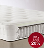 Memory Foam 750 Mattress - Medium Support - 7 Day Delivery