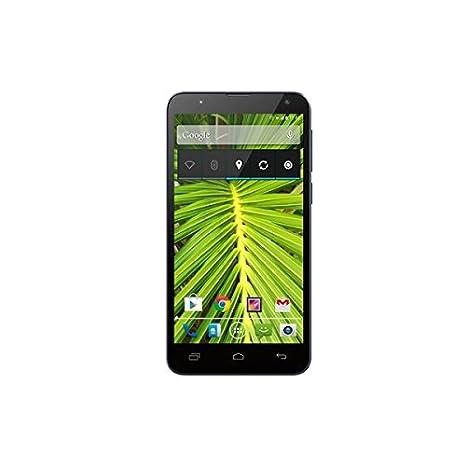 3GO DROXIO KENTIA Smartphone débloqué (5 pouces - 8 Go) Noir/Titane (import Espagne)