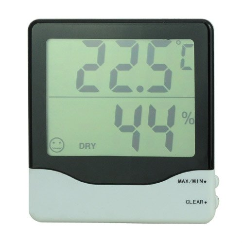 Indoor/Outdoor Lcd Display Digital Thermo-Hygrometer