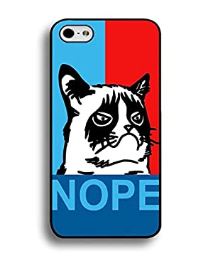 Iphone 6 (4.7 Inch) Case, MAKEUPCASES 430 Type Grumpy Cat Picture Print Cute Design Hard Back Case Fit Iphone 6 (4.7 Inch)
