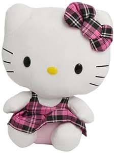 TY 90110 - Hello Kitty Large-Schottenrock pink