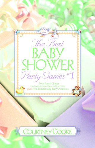 Best Baby Shower Party Games & Activities #1 (Party Games and Activities)