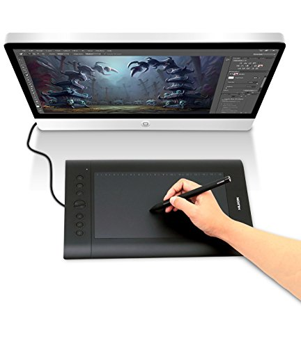 Huion H610PRO Graphic Pen Tablet (10...