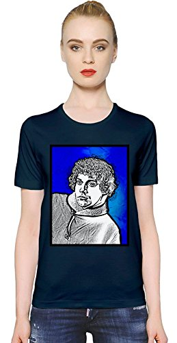 Joseph Mount Illustration T-shirt donna Women T-Shirt Girl Ladies Stylish Fashion Fit Custom Apparel By Slick Stuff X-Large