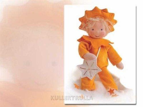 Käthe Kruse 38445 Puppe Sternenprinz 30 cm