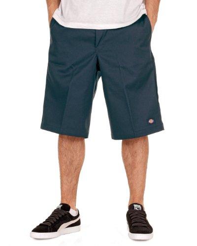 Dickies-Shorts Uomo Work Short, blu navy