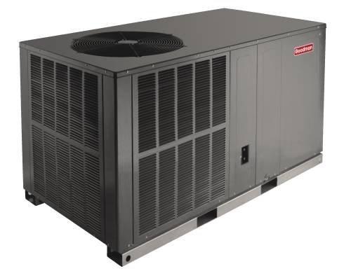 Goodman 101444 Goodman 13-Seer R410A Package Air Conditioner 3.5 Ton