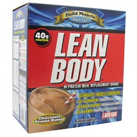 Labrada Nutrition Lean Body Chocolate Peanut Butter 20/Pack