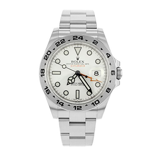rolex-explorer-ii-white-automatic-stainless-steel-mens-watch-216570wso