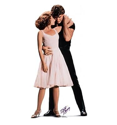 Patrick Swayze & Jennifer Grey - Dirty Dancing - Advanced Graphics Life Size Cardboard Standup