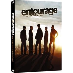 Entourage - Season 8 (HBO) [DVD] [2012] [STANDARD EDITION] [Import anglais]
