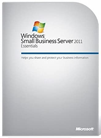 Microsoft Win Small Business Server Essentials 2011 64Bit
