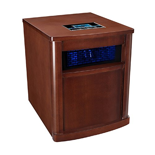 Redcore Concept W-2 1000 Square Foot Wood Infrared Heater