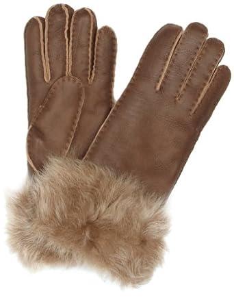 Emu Australia Taroona Women's Gloves Toffee Medium/Large