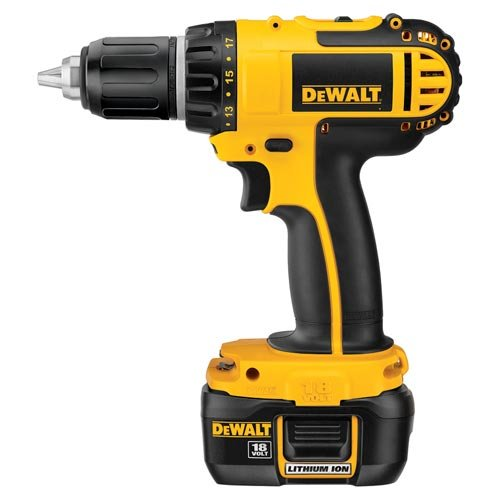 Dewalt Dcd760Kl 18-Volt 1/2-Inch Cordless Compact Lithium-Ion Drill/Driver Kit front-574072