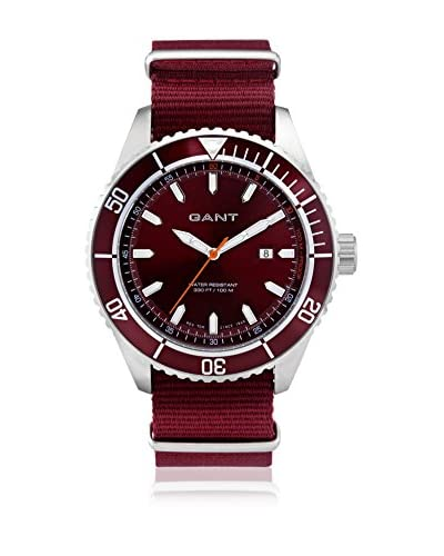GANT Reloj con movimiento Miyota Man Seabrook Military 44 mm