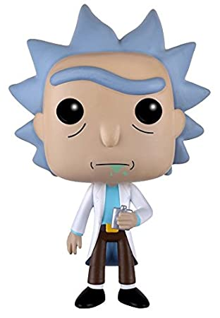 FUNKO - 9015 - POP! Vinyl - Figurine - Rick & Morty - Rick