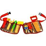 Bigjigs Toys BJ311 Red Tool Belt